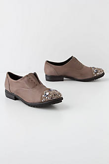 Valentina Gemmed Oxfords