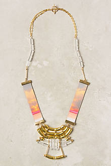Solar Spectrum Necklace