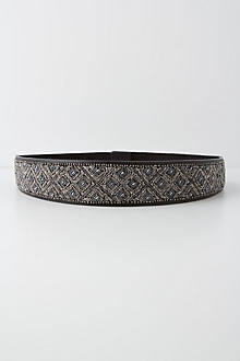 Diamante Beaded Belt
