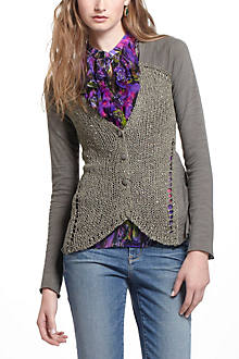 Vermeil Threads Cardigan