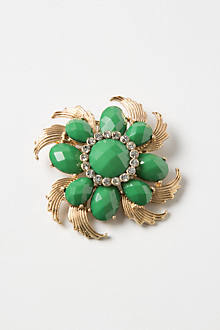 Sundry Retro Brooch