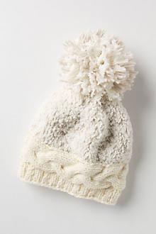 Thistledown Knit Cap