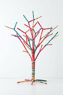 Rainbow Rope Small Tree