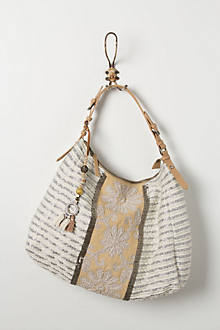Brut Embroidered Hobo