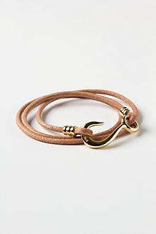 Seafarer Hook Bracelet
