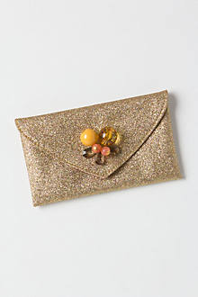 Baubled Envelope Pouch