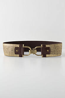 Foiled Equestrian Belt