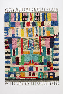 Blocked Abstraction Rug