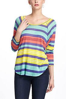 Multi-Striped Dolman
