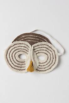 Binocular Owl Mask
