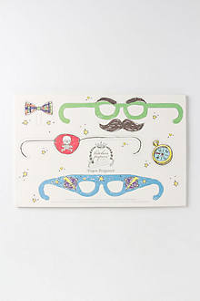 Disguises Paper Placemat