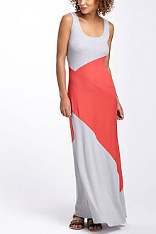 Seared Colorblock Dress