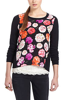 Rose Snapshot Top
