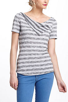 Pointed Stripes Tee