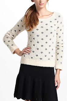 Dotted Woolly Sweater