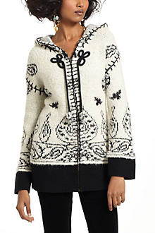 Kajsa Sweatercoat