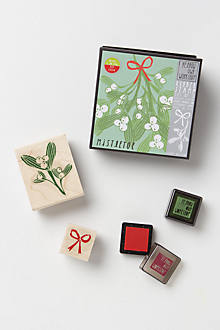 Yule Tree Stamp Set