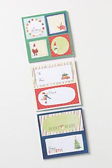 Petite Alma Gift Labels