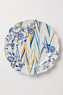 Fusion Dinner Plate