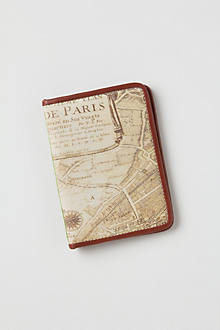 Field Guide Passport Case