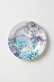 Winterland Canape Plate