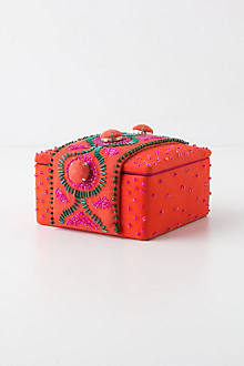 Devika Jewelry Box