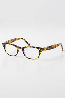 Colorblocked Tortie Reading Glasses