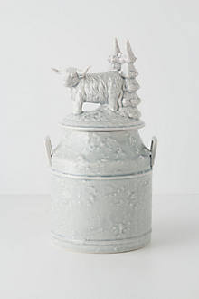 Alpine Wanderers Cookie Jar, Yak