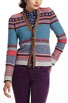 Wishaw Fairisle Cardigan