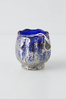 Capri Blue Cracked Ice Candle