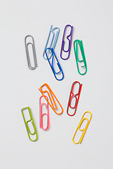 Numerical Paper Clips