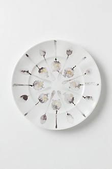 Sumi Spoons Dessert Plate