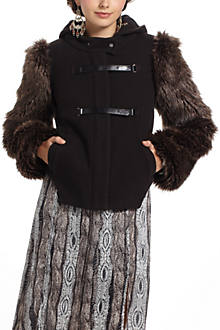 Harlow Fur Coat
