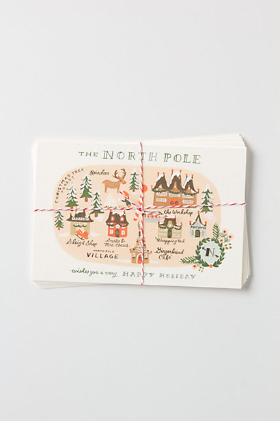 From North Pole Postcards | Zazzle |North Pole Postcards