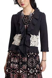 Lace Attache Cardigan