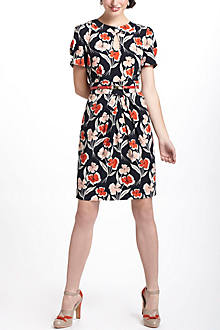 Impatiens Keyhole Dress