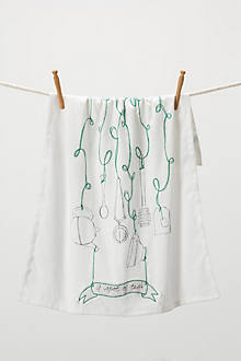 Whisked Away Dishtowel