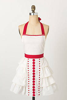 Cherry Pie Apron