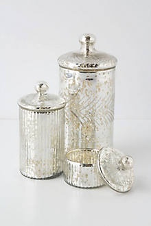Monarch Mercury Jar