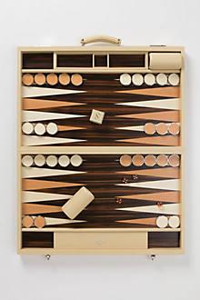 Mediterranean Class Backgammon Set