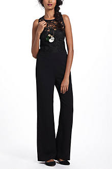 Onyx Lace Jumpsuit