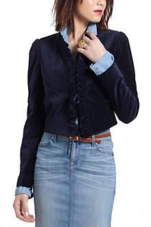 Maude Velvet Jacket