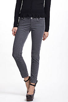 AG Stevie Ankle Polka Dot Cords