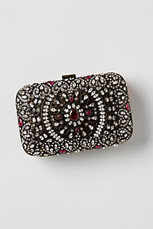 Nicolette Box Clutch