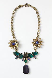 Jardin Azul Pendant Necklace
