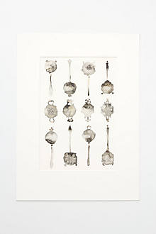 Mixed Tea Strainers By Bridget Davies