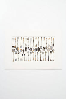 Spoons And More Spoons By Bridget Davies
