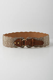 Scalloped Gleam Belt