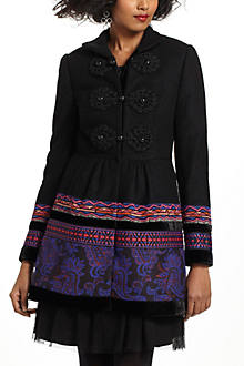 Stitched Loma Coat
