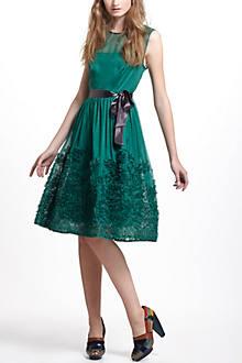 Caridad Ruffled Dress